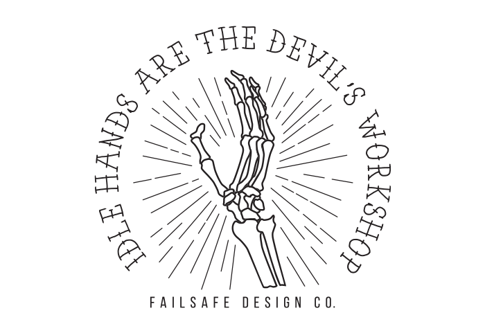 Idle Hands Are The Devil's Workshop T-Shirt