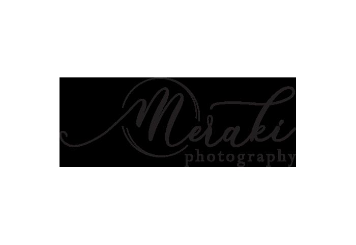 Meraki Photography Logo
